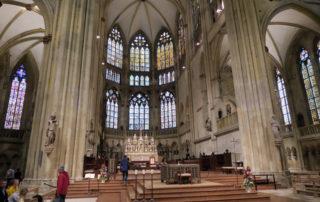 Besuch des Doms zu Regensburg